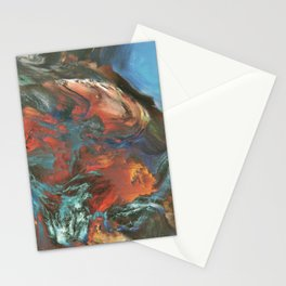 dissonance 03 Stationery Cards