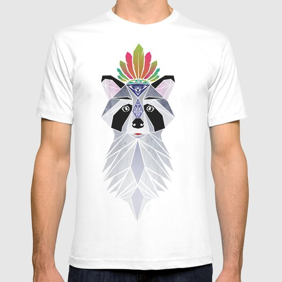 raccoon spirit T-shirt