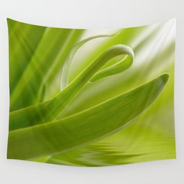 Green grass 261 Wall Tapestry