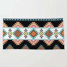 Ethnic IIII Beach Towel