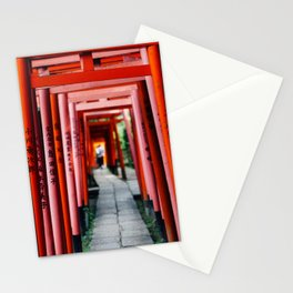 Torii Tunnel Stationery Cards