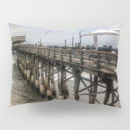 Cocoa Beach Pier Pillow Sham