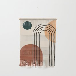 geometric abstract 59 Wall Hanging