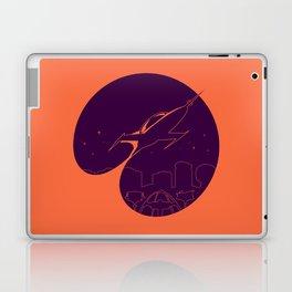 Future Adventures Graphic Laptop & iPad Skin