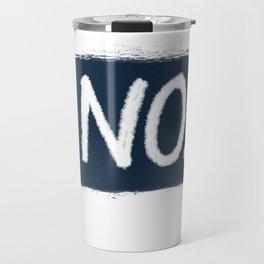No. Travel Mug