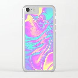 R U MINE ? Clear iPhone Case