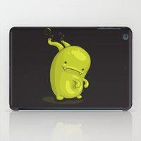 bubbles iPad Cases featuring Bubbles by Lili Batista