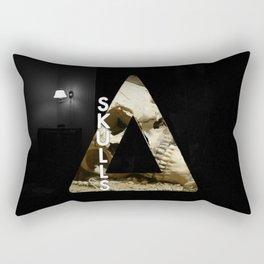 Bastille - Skulls Rectangular Pillow