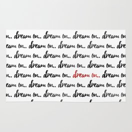 Dream On Rug