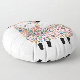 Bubble Sheep Floor Pillow