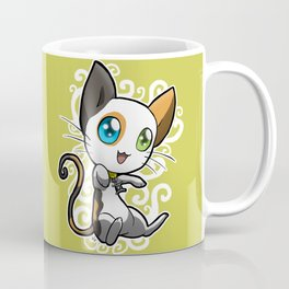 Zodiac Cats - Gemini Coffee Mug