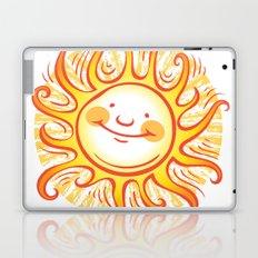 Happy Sun Laptop & iPad Skin