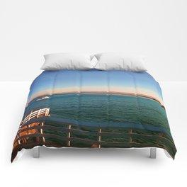 The Ocean Breathes Salty Comforters