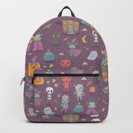 Happy Halloween Backpack