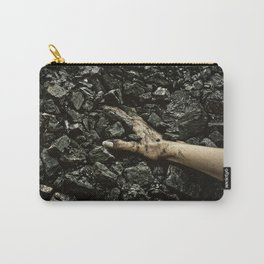 the hand 2. Carry-All Pouch