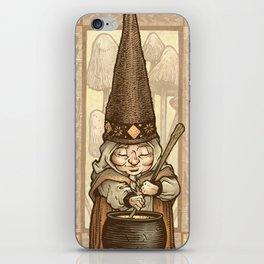 Gnome Cook iPhone Skin