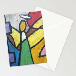 Fragmented Angels #095 Stationery Cards