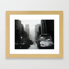 Manhattan 1975 Framed Art Print