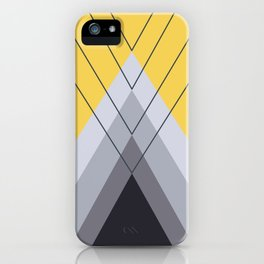 Iglu Primrose Yellow iPhone Case