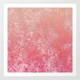 Whispering Wall Art Print
