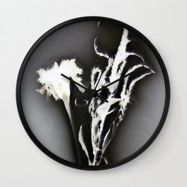Ghost Lumen Alternative Photography Wall Clock
