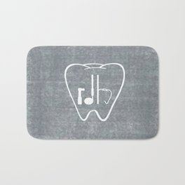 RDH Tooth Bath Mat