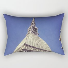 Mole Antonelliana Rectangular Pillow