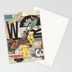 W3 Stationery Cards