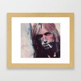Tom Petty Framed Art Print
