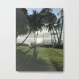 Ylang Ylang Metal Print