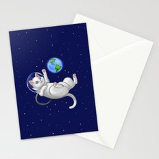 Are You there World? Its Me, Kitteh... Stationery Cards