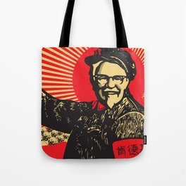 Chairman Sanders Tote Bag