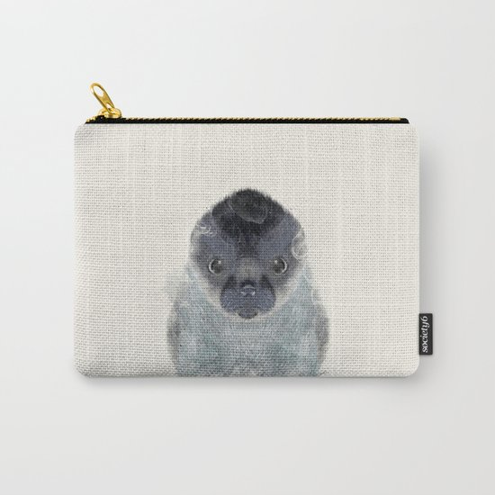 little seal Carry-All Pouch