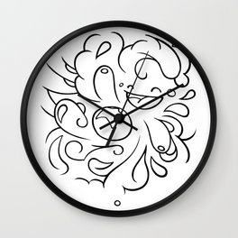 #12 PlayFull Wall Clock