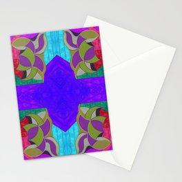 七 (Qī) Stationery Cards