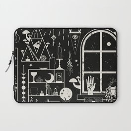 Moon Altar Laptop Sleeve