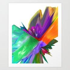 *100* #26 *100* Art Print