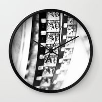 film Wall Clocks featuring film by Ingrid Beddoes photography