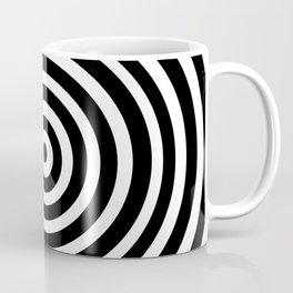 Circle Illusion Coffee Mug