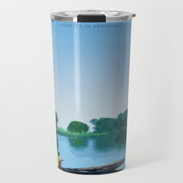 Visit Bangladesh Travel Mug