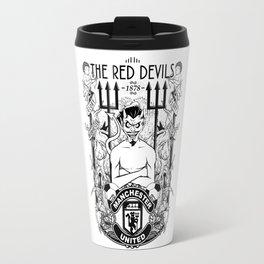 The Red Devil Travel Mug