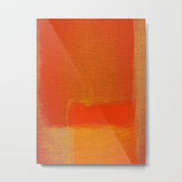 Art contemporary abstract Metal Print
