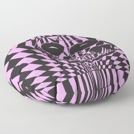 Shreddin' Skull Floor Pillow