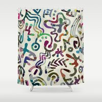 play Shower Curtains featuring Play! by Angelo Cerantola