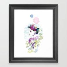 Champetre  Framed Art Print