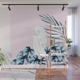 Couple Wall Mural