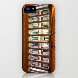 Harvard Library - Boston iPhone Case