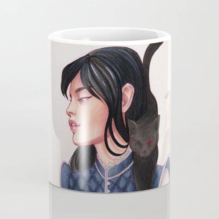 Mia Corvere Coffee Mug