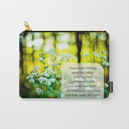 The Hunger Games Rue's Lullaby  Carry-All Pouch