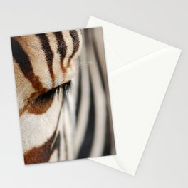 Zebra style Stationery Cards